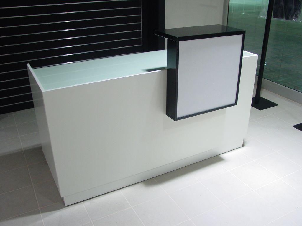 Shop Countertops : Shop counter TP280 Shop counters II