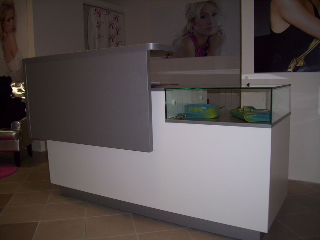 Shop Counter Tp430 Shop Counters Ii