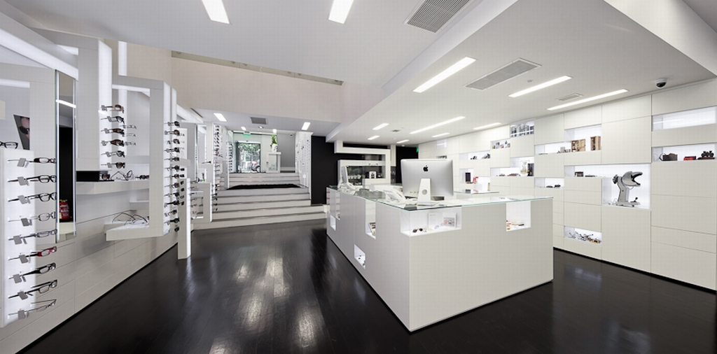 Pin Modern Optical Stores Images To Pinterest