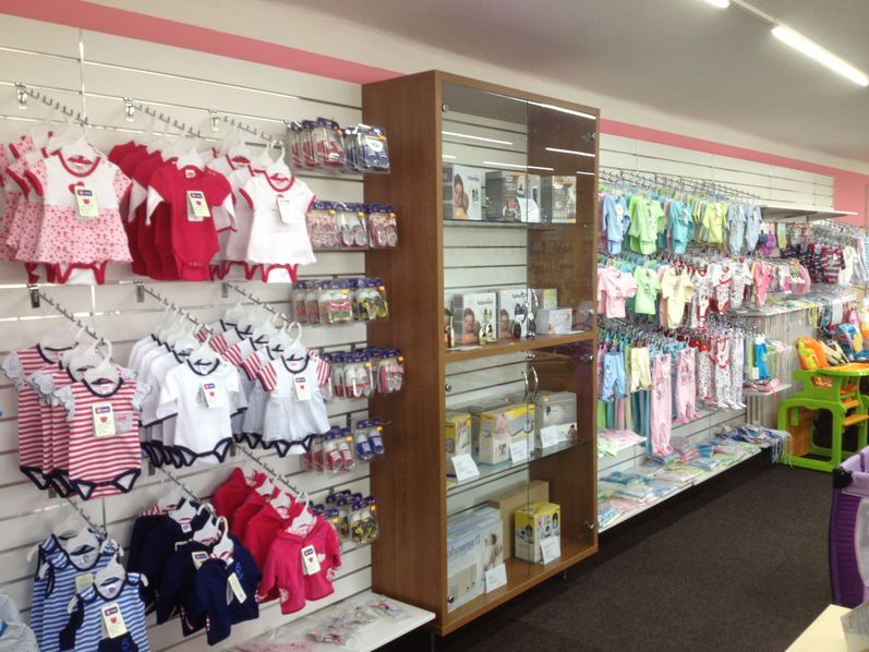 Baby shop Top interiors