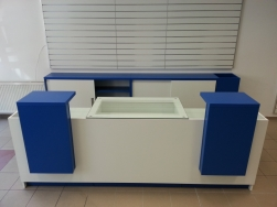 Shop counter TP130
