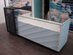 Shop counter TP510