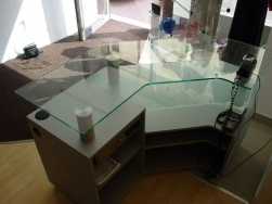 Shop counter TP530