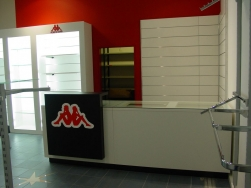 Shop counter TP585